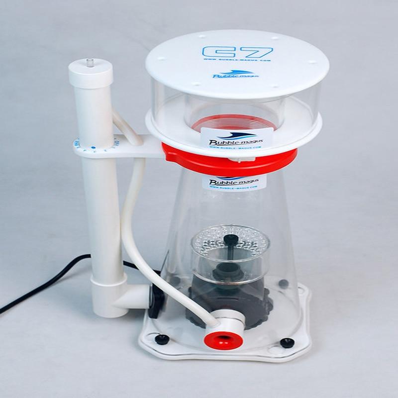 16w bubble magus c7 internal cone protein skimmer sump for Fish tank sump pump