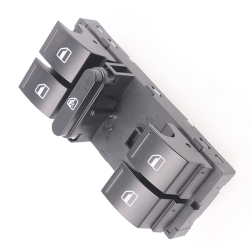 5J0959858A/5J0 959 858 A High Quality Hot Sell Power Window Control Electronic Handbrake Switch Parking Button For Skoda