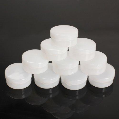 100pcs Face Cream Box Cosmetics Sub-bottling (10g(3.5 x 3.2 x 1.5cm))