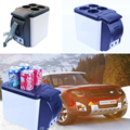 EMS freeshipping car Cigarette Lighter Car refrigerator Heat and cool refrigerator Mini fridge Dual use refrigerator DC 12V