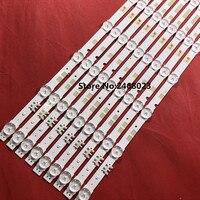 Светодиодный Подсветка полосы 14 лампы для Сэм Сун 55