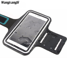wangcangli 5.5-inch sports armband waterproof mobile phone universal for xiaomi&iPhone