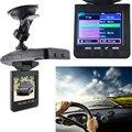 2.5 pulgadas IR vehículo DVR carretera dash cámara del coche espejo frente cámara del coche del registrador de vídeo con cámaras de coche LED salpicadero videocámara