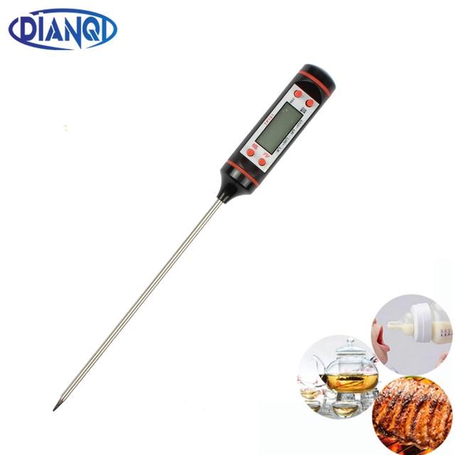 Thermometer Küche   Neue Fleisch Thermometer Kuche Digital Kochen Lebensmittel Probe