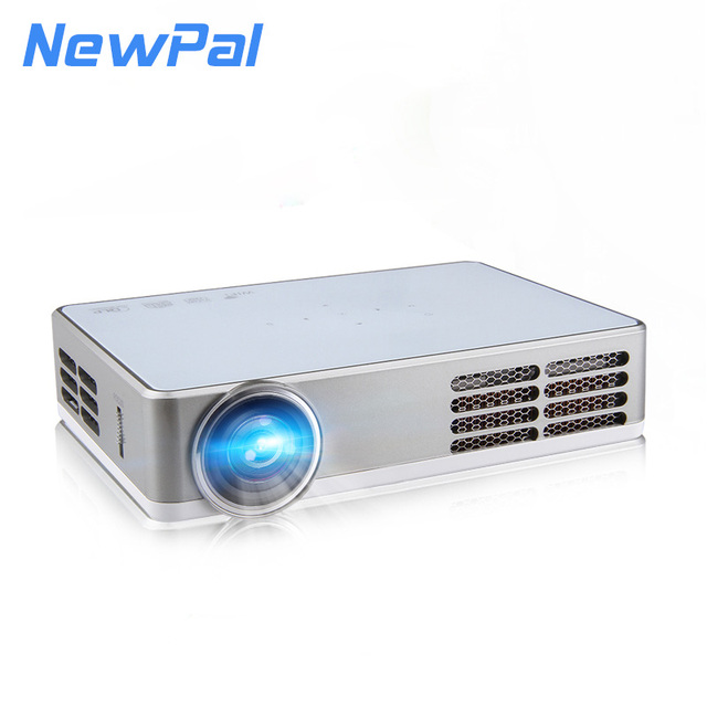 Mini Projector DLP Android WIFI 3D Projector Pico Full HD 1280*800P TV Video Home Cinema Multimedia Beamer