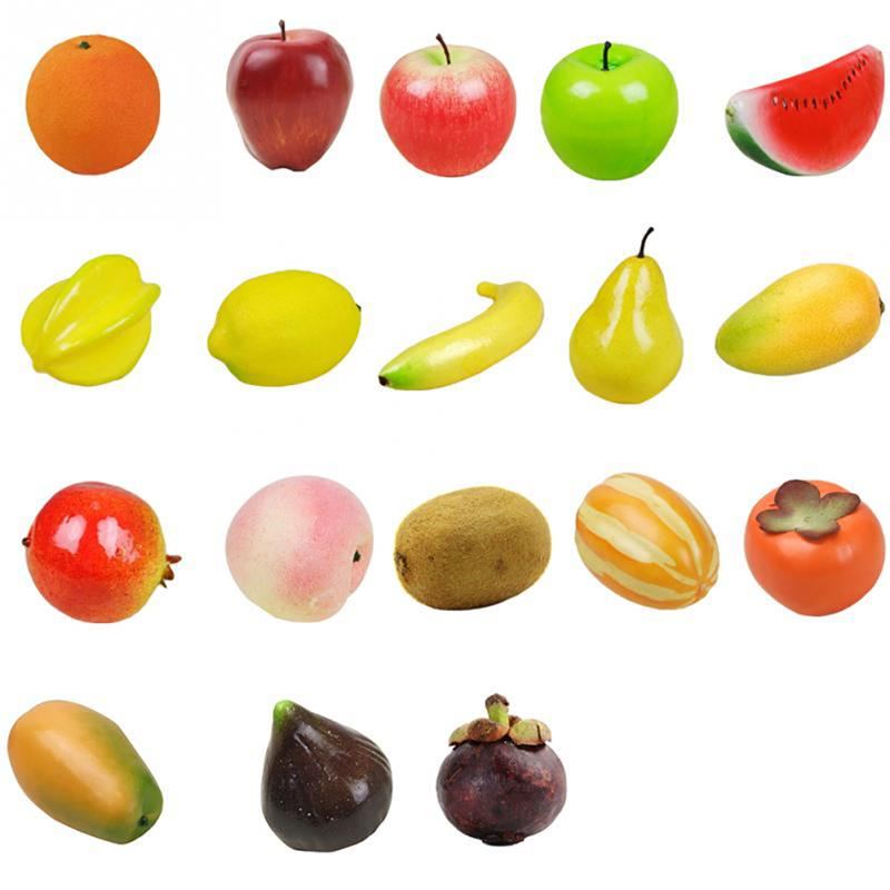 12PCS Artificial Fruits Lifelike Orange Apple Mango Simulation Fruits Fake Fruits For Home Party Decor12PCS Artificial Fruits Lifelike Orange Apple Mango Simulation Fruits Fake Fruits For Home Party Decor
