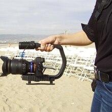 Sevenoak DSLR rig 5D2 handheld camera stabilizer Gopro steadicamsmartphone video steadycam Microphone for Nikon Canon Iphone