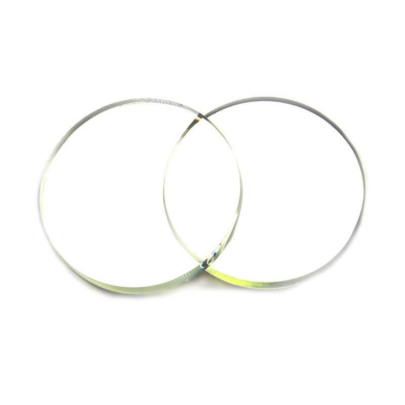1.74 lunettes optiques asphériques à Vision unique lentilles de Prescription lentilles à degré lentille lunettes recette lentille de Correction de la Vision - 3