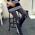 Maternity Leggings pants women Korean style 2016 spring autumn Chinese clothing store pregnancy clothes pants