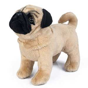 Realistic Pug Stuffed Animal, Best Value Pug Stuffed Animal Great Deals On Pug Stuffed Animal From Global Pug Stuffed Animal Sellers Wholesale Related Products Promotion Price On Aliexpress