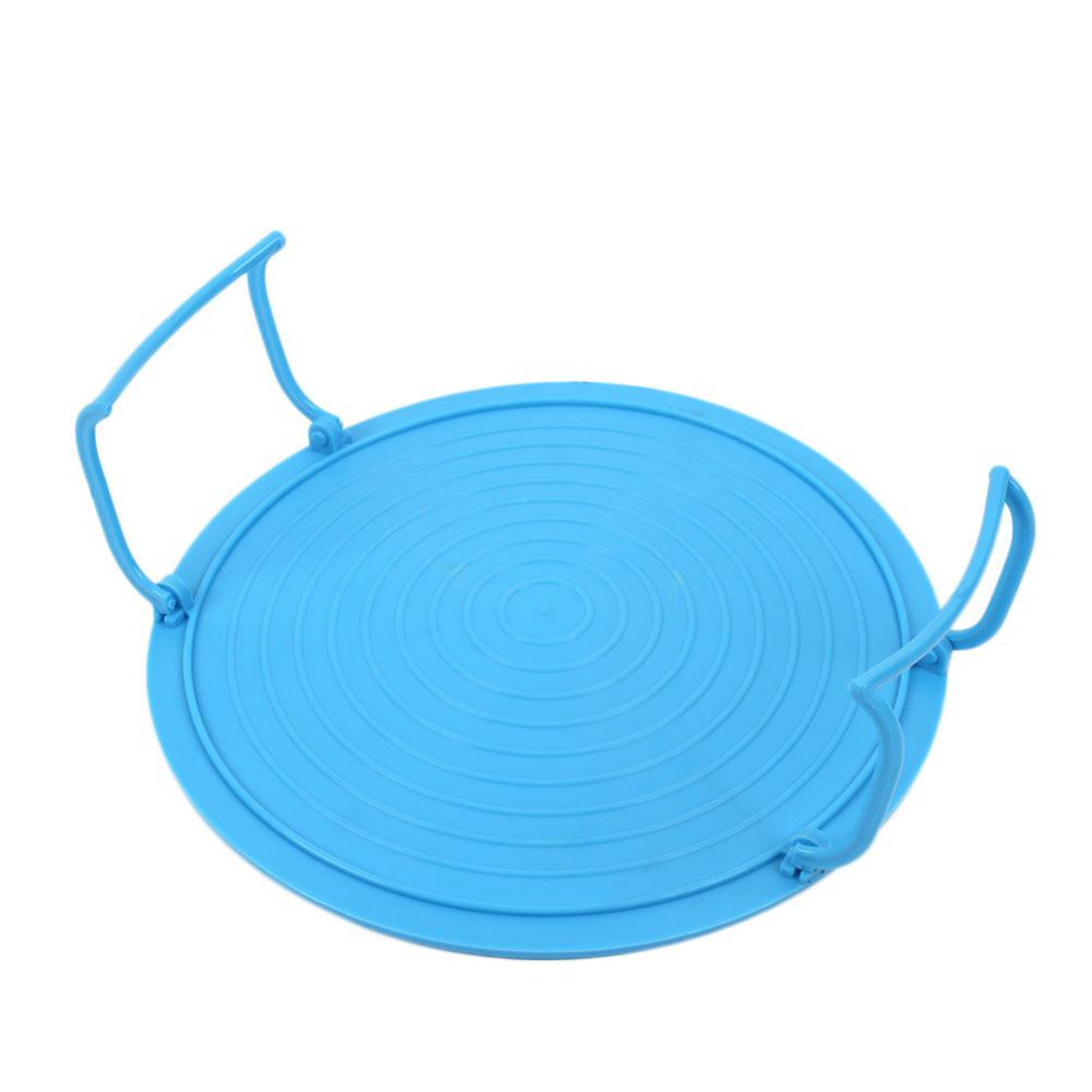 Microwave Oven Bowls Cover Dish Plate Holder Insulated Heating ...
