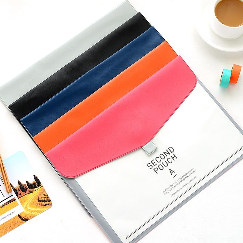 Freeshipping! New Rilakkuma Style File Folder Paper/ A4 Documents File Bag / Stationery Filing Production / Wholesale