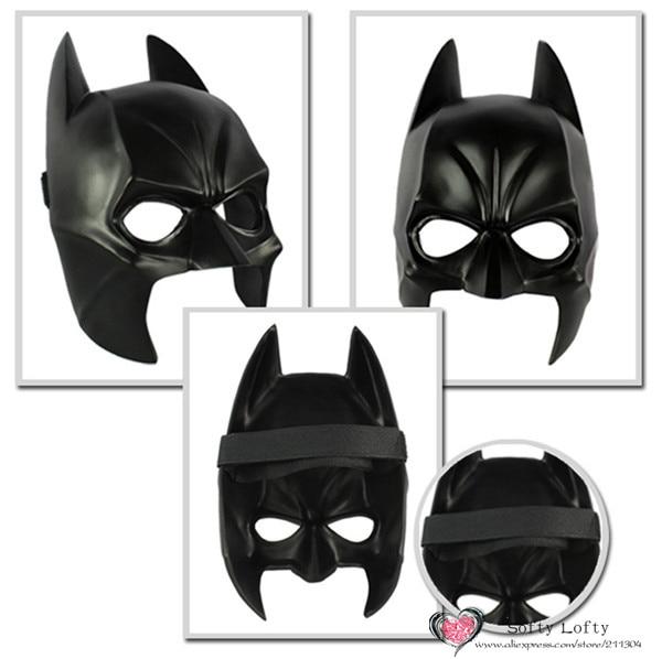 Frete Grátis Melhor Qualidade Máscara de Morcego
