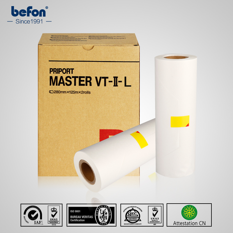 befon Master Roll VT A3 CPMT <font><b>10</b></font> Compatible for VT3000 <font><b>3300</b></font> 3830 3600 3950 3750 3800 5385 5171 5270 5375 5376 5359 image