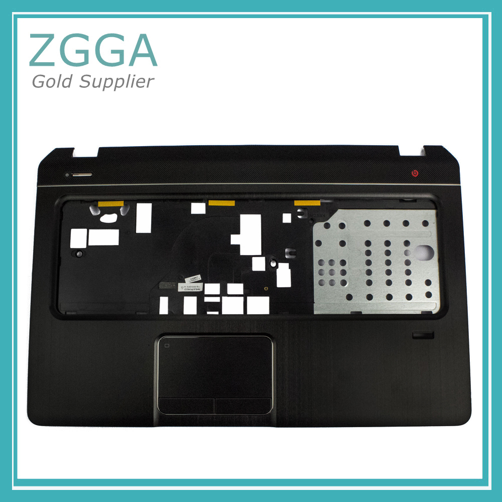 Original NEW Upper Case For HP Pavilion DV7 DV7-7000 Laptop LCD Rear Lid Top Back Cover Palmrest Touchpad 682044-001 693703-001 gzeele laptop new top case for hp for pavilion dv6 3000 dv6 palmrest touchpad top upper cover keyboard bezel c shell