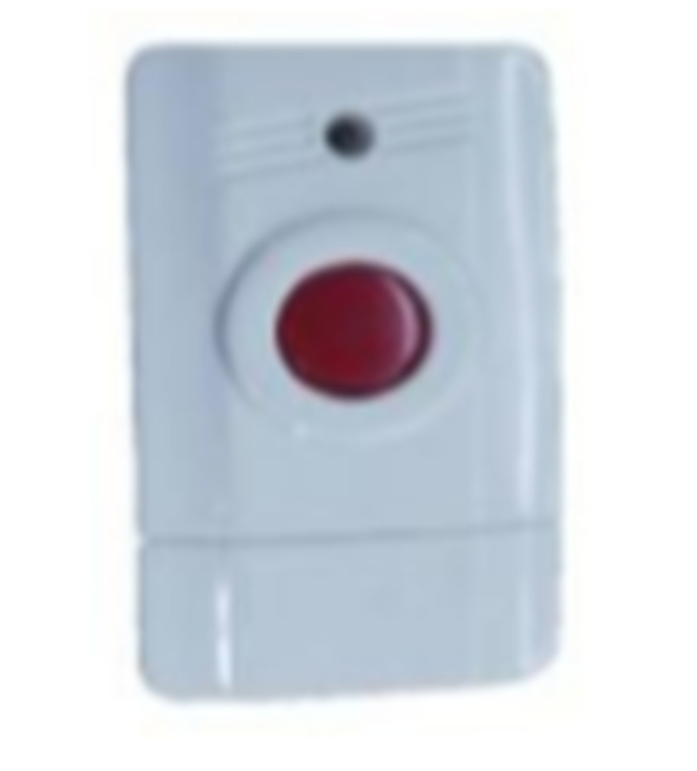 433Mhz Wireless SOS Panic Button For Burglar  Alarm System 10 Pcs / Lot wireless service call bell system popular in restaurant ce passed 433 92mhz full equipment watch pager 1 watch 7 call button