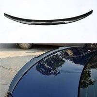 E93 Кабриолет M4 Стиль углеродного волокна задний спойлер багажника крыло для BMW 3 серии E93 2007 2013