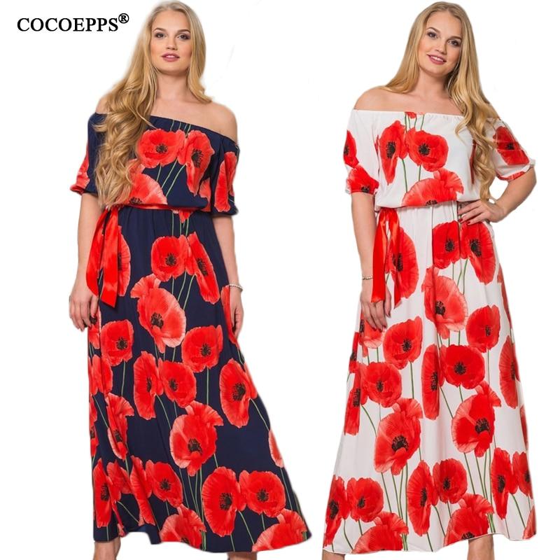 2019 5XL 6XL Femei Lace Rochii Maxi Plus Mare Mare Dimensiune O-Neck Loose Sexy Party Rochie Elegant Long Dress Rochie de vara Stil