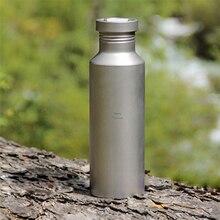 Keith mi botella con bolsa 700 ml titanium botella de agua en bicicleta al aire libre ciclismo camping senderismo picnic deporte ultraligero 113g ti32