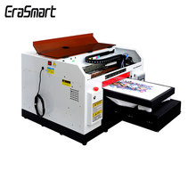 Digital Flatbed Printer DX5 Printer DTG Digital T-shirt Mesin Cetak(China)