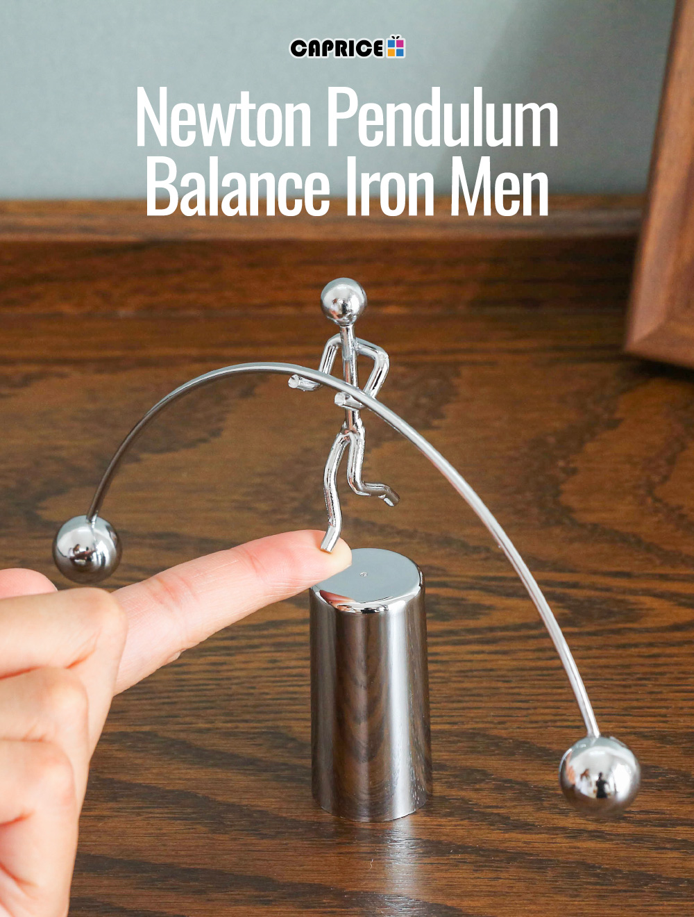 HTB193bkXOjrK1RjSsplq6xHmVXaj Newton Pendulum Cradle New Balance Men Iron Man Ball Crafts Tumbler Desk Toy Metal Decor Home Decoration Accessories XTY D