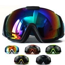 OSHOW лыжные очки двойной линзы солнцезащитные очки женщин катание на лыжах очки катание на лыжах очки снегоход очки скейтборд Апине