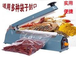 Free shipping hand impulse sealer PFS-200(Iron Body) sealing machine