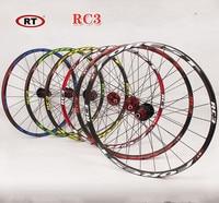 RC3 MTB mountain bike 26inch ultra light wheels 5 peilin sealed bearing disc wheel wheelset 27.5inch Rim free