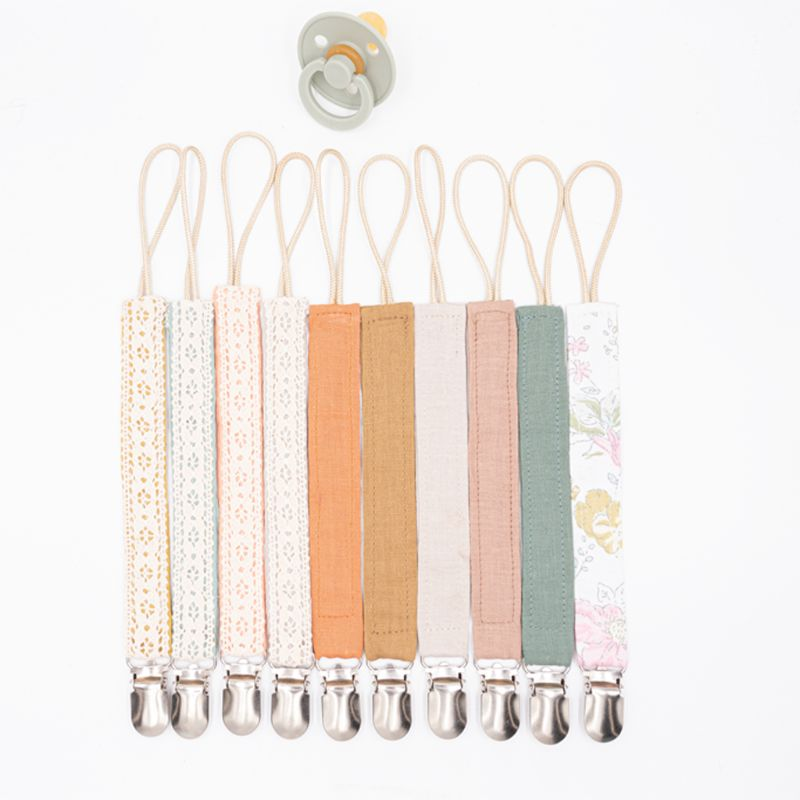 Children Pacifier Clips Soother Holder Baby Pacifier Dummy Clip Nipple Holder For Nipples Chupetas Clip Chains