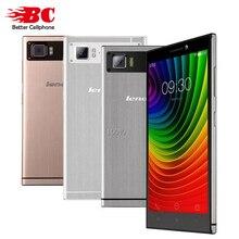 Original Lenovo VIBE Z2 K920 mini Snapdragon 410 Quad Core 4G WCDMA Android 4.4 5.5 Inch 2GB RAM 16MP 3000MAh Mobile Phone