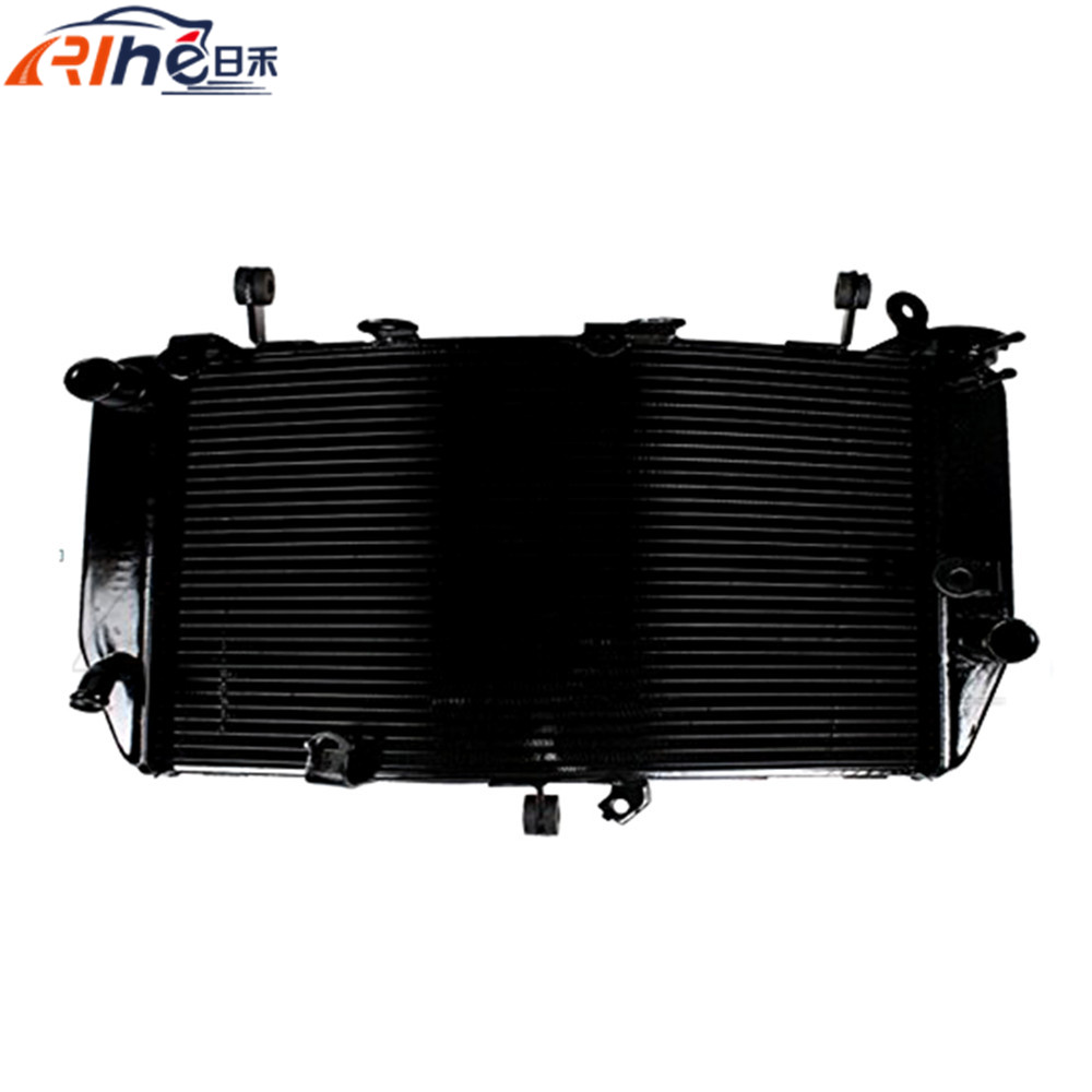high quality motorcycle accessories radiator cooler aluminum motorbike radiator For Yamaha R6S 2006 2007 2008 2009 2010 brand new motorcycle accessories radiator cooler aluminum motorbike radiator for kawasaki kx450f kx 450 f 2006 2007