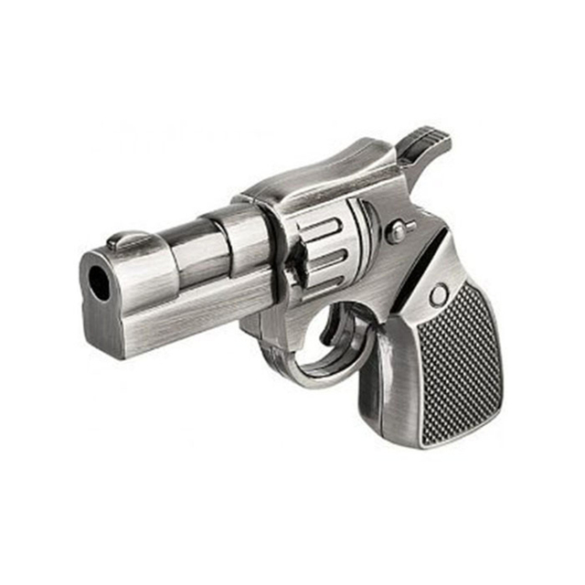 Revolver Gun Pistol USB Flash Drives USB 2.0 stick Pen Drive
