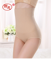 Seamless Sexy high-Rise panties Shaper briefs Women High Waist Panties Female Shaping Briefs Control Body Slimming Belly