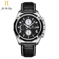Relogio Masculino 2016 Megir High Quality Mens Watches Top Brand Luxury Quartz Watches Male Clock Men