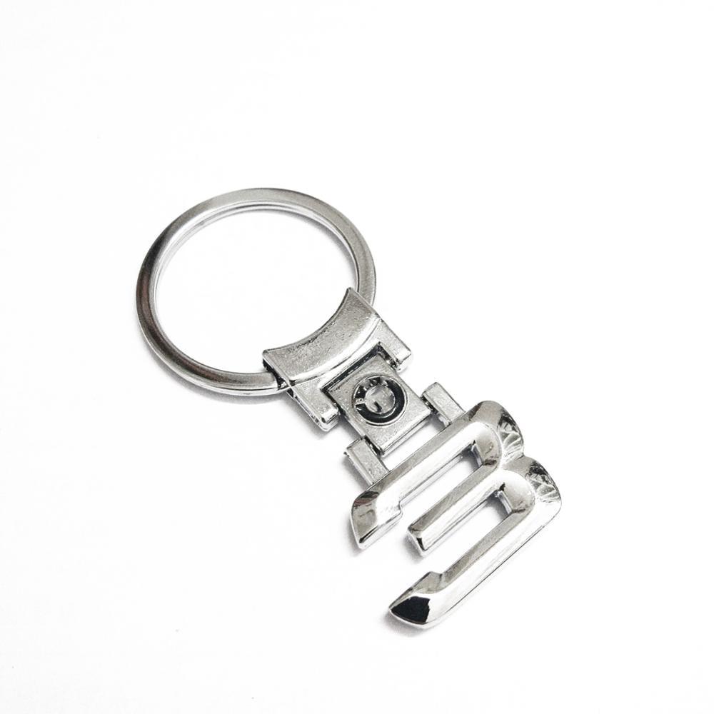 Llavero de metal para llavero de accesorios de la serie 3 E36 E46 E90 E91 E92 E93 F30 F31 F34