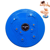 Waist Twisting Balance Board Fitness Equipment for Home Body Aerobic Rotating Sports Magnetic MassagePlate Exercise Wobble