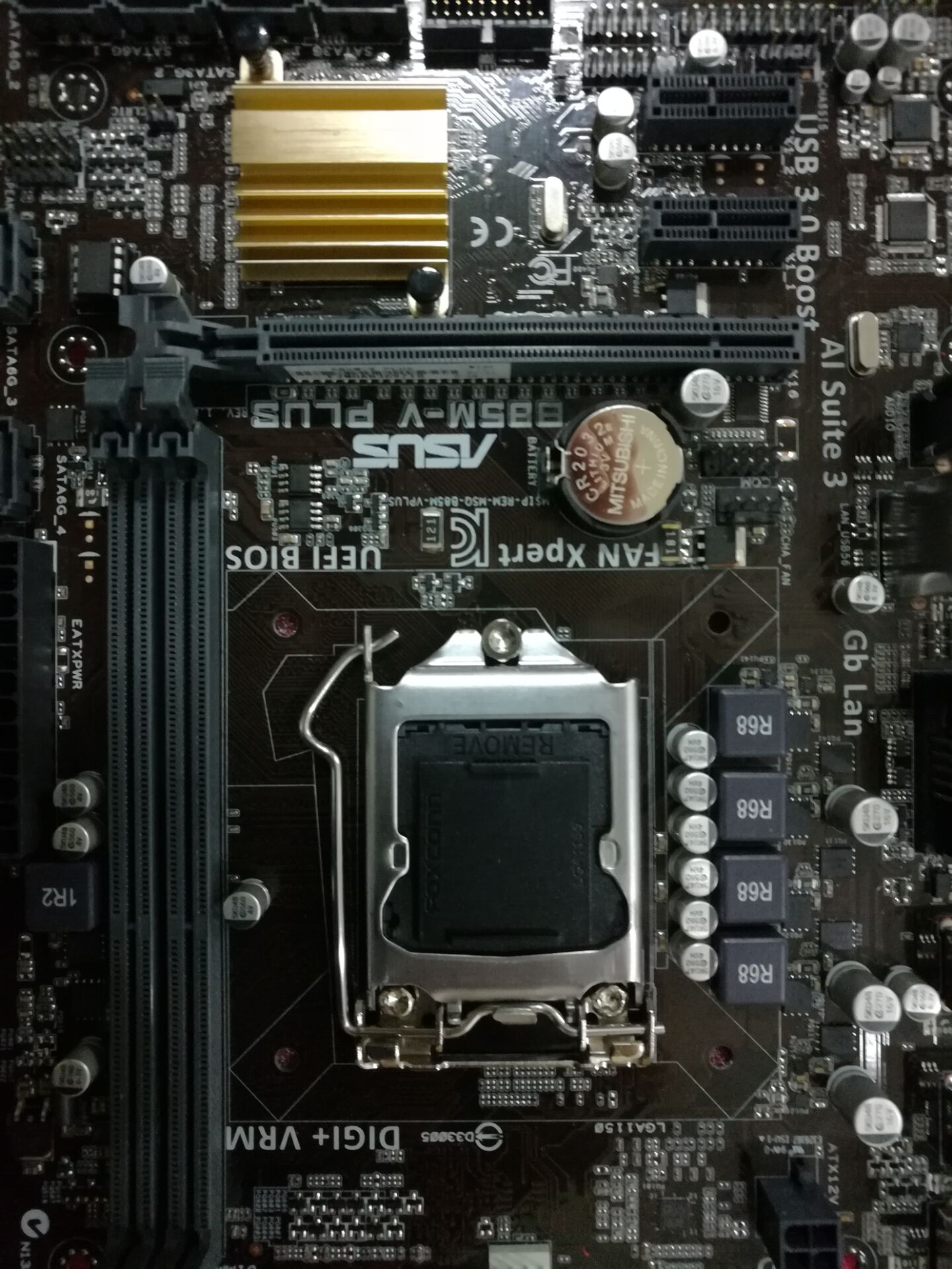 все цены на B85M-V PLUS 1150-pin B85 motherboard онлайн
