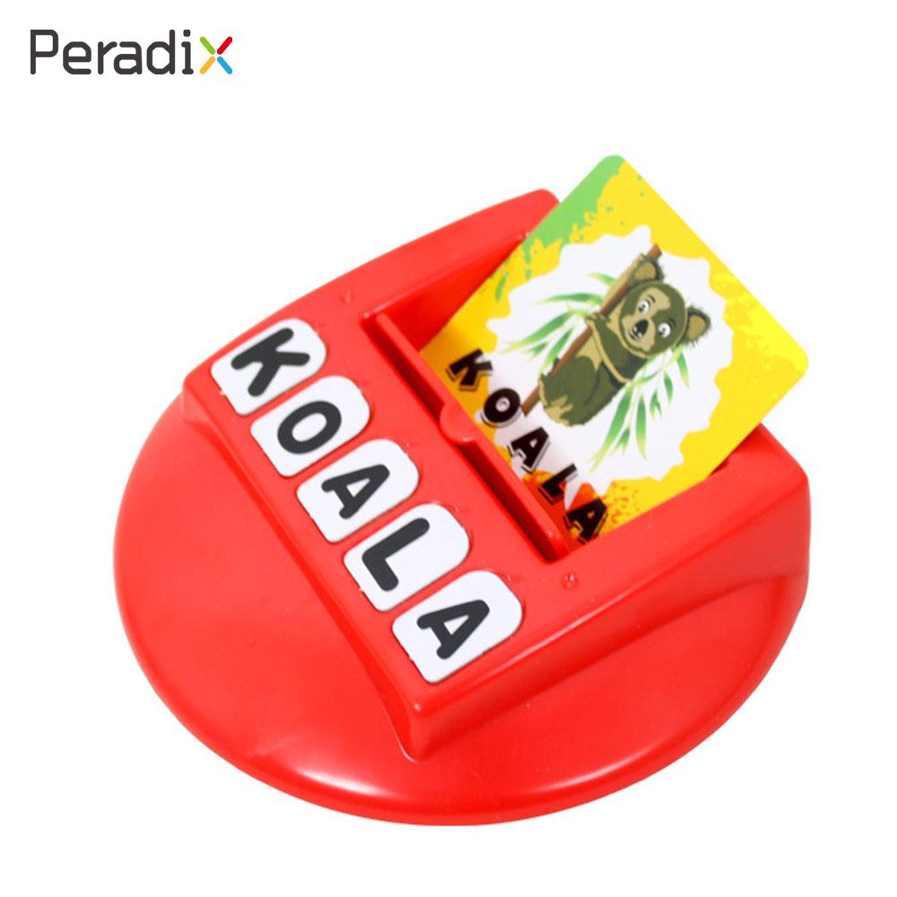 Plastic Learning Machine Learning Games Learning Toys Graphic Recognition Word Spelling Paper Funny