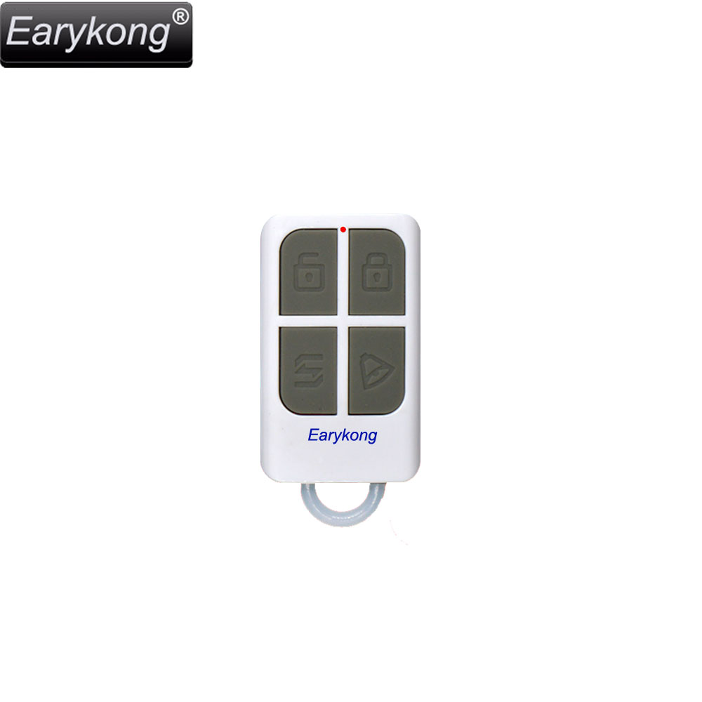 New Earykong Remote controller 433MHz, for Home Burglar wifi / GSM alarm system, цена и фото