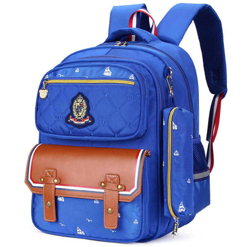 2019 Children School Bag Boys Girls Kids Satchel Primary school backpack Orthopedic Backpack schoolbags kids Mochila Infantil