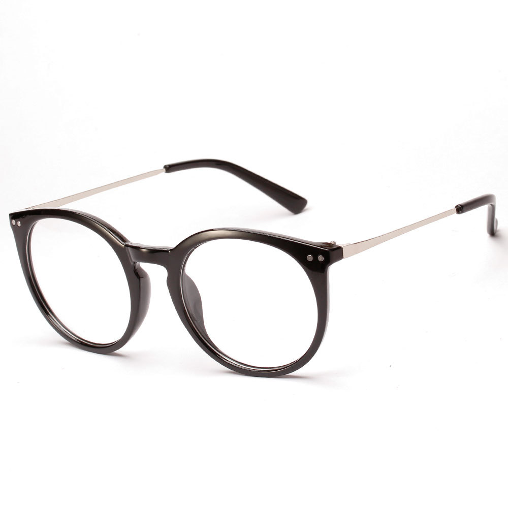 Eyeglasses Frames For Round Face : Online Buy Wholesale eyeglasses for round faces from China ...