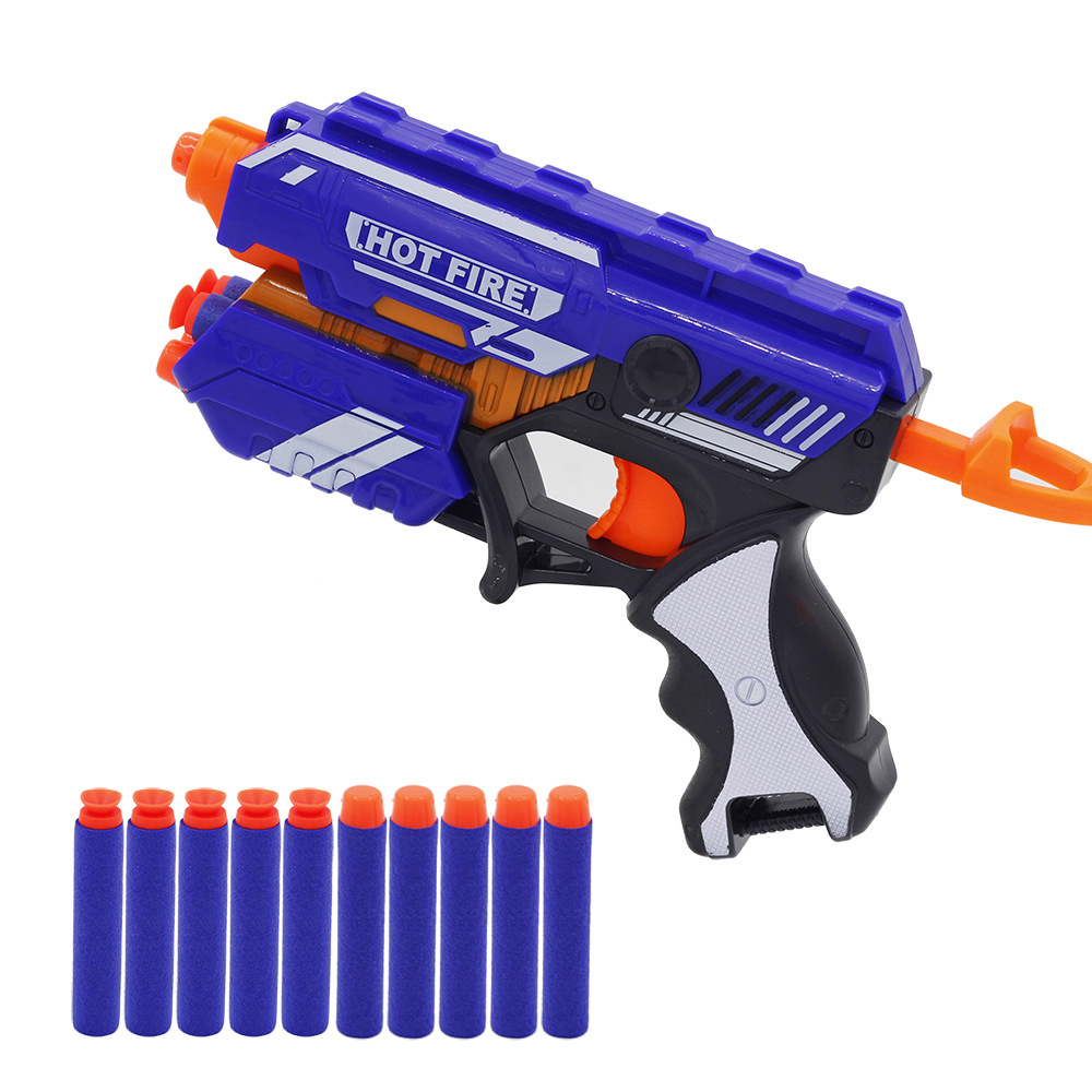 Electric Soft Plastic Toy Gun Bullet Gun Sniper Rifle Gun Poor Arma Toys For Children Gift Perfectly Suited Toys For Boys