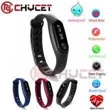 Смарт часы браслет Приборы для измерения артериального давления сердечного ритма Мониторы M3 браслет Спорт Часы Bluetooth SMS вызова Re Mi nder PK Mi band2
