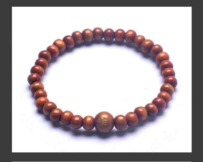 Sl 0226 ручной работы, сделай сам, жемчужные четки, деревянные бусы для мужчин и женщин, натуральный двойной Будда, деревянные четки, бисерный браслет, фабрика dire