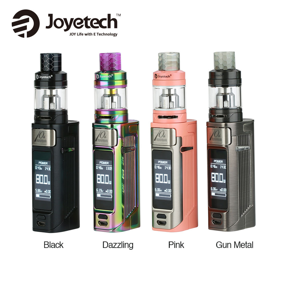 Original Joyetech ESPION Solo 21700 80W Kit 2ml/4ml ProCore Air Atomizer tank & 1.3-inch Touchscreen Max 80W Vaping Solo Kit original joyetech procore remix tank 2ml 4 5ml rta rda sub ohm atomizer support dual single coil electronic cigarette tank