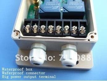 Boîte de contrôle à distance GSM (double canal, grande puissance) (double bande)