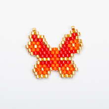 Shinus Wholesale 5Pcs/lot Miyuki Pendants butterfly Handmede Accessories Joyeriamexicana Jewellery Handwoven Color Delica