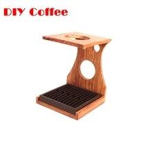1 UNID Alta Calidad Estante Estante de Goteo Cafetera de Goteo Cafetera espresso V60 Dripper