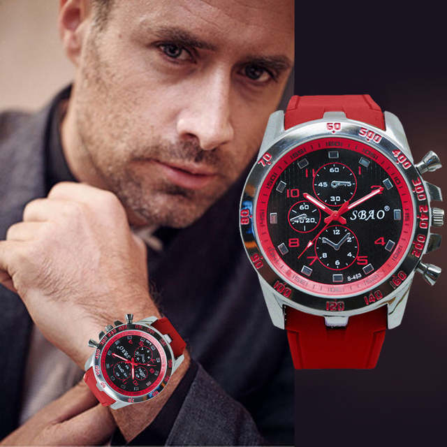 4afbcd73 Mens Sports Watches Relogio Masculino 2018 Hot Sale Men Silicone Strap  Quartz Watch Reloj S Shockproof Electronic Wristwatch