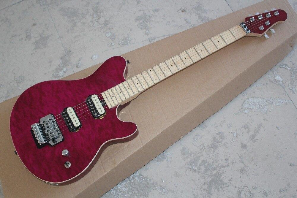 2016 new factory john petrucci signature musicman electric guitar ernie ball music man guitar Free shipping